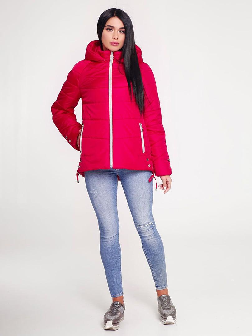 Куртка червона | 4421190