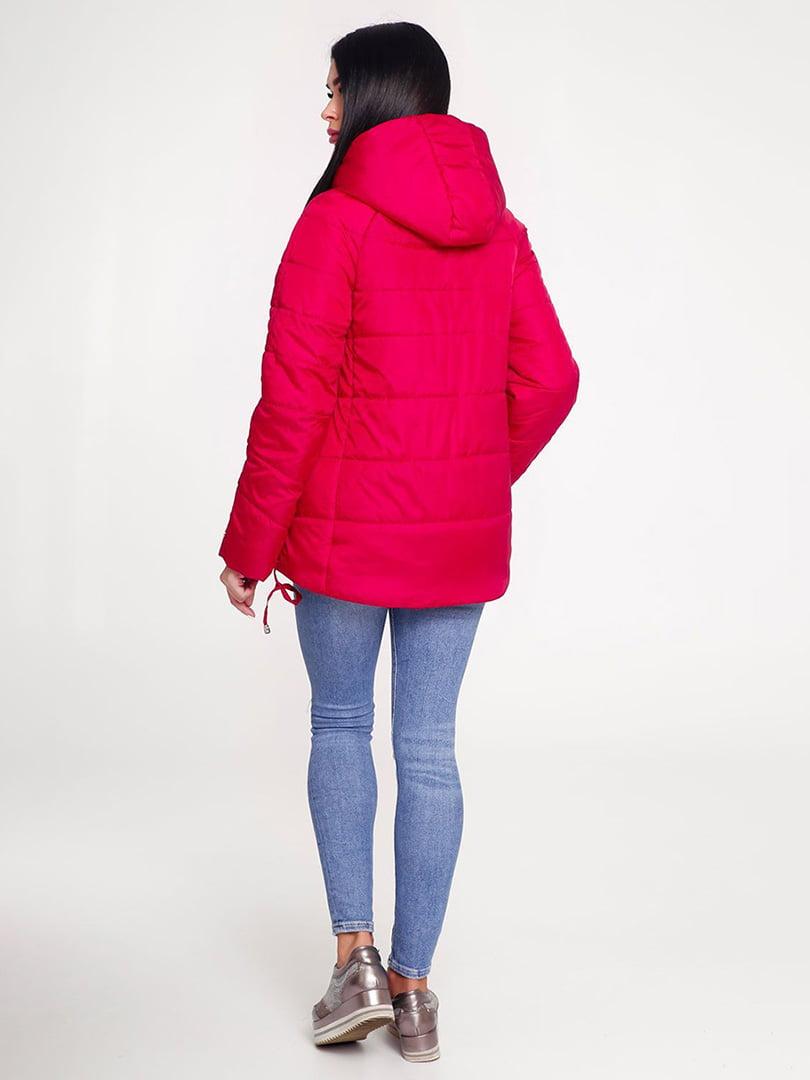 Куртка червона   4421190   фото 2