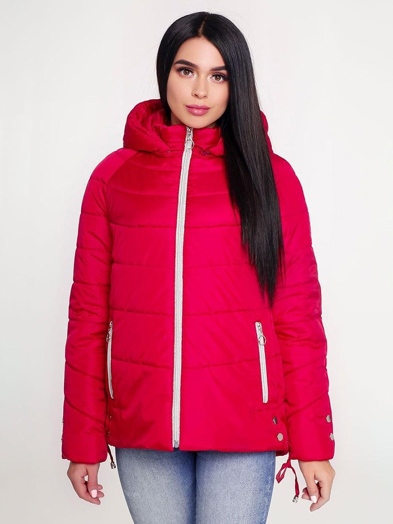 Куртка червона   4421190   фото 3