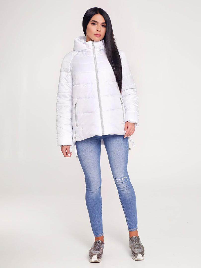 Куртка белая | 4421194