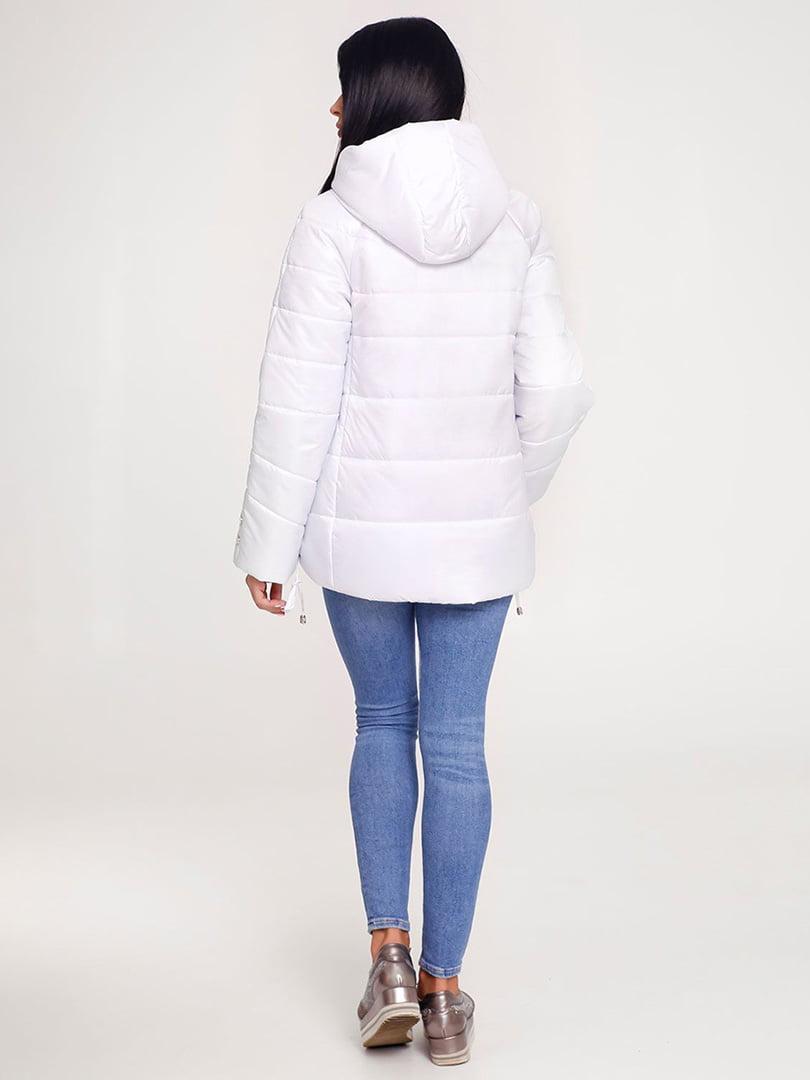 Куртка белая | 4421194 | фото 2
