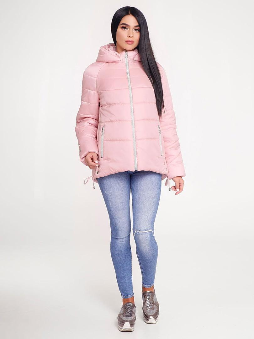 Куртка розовая | 4421195