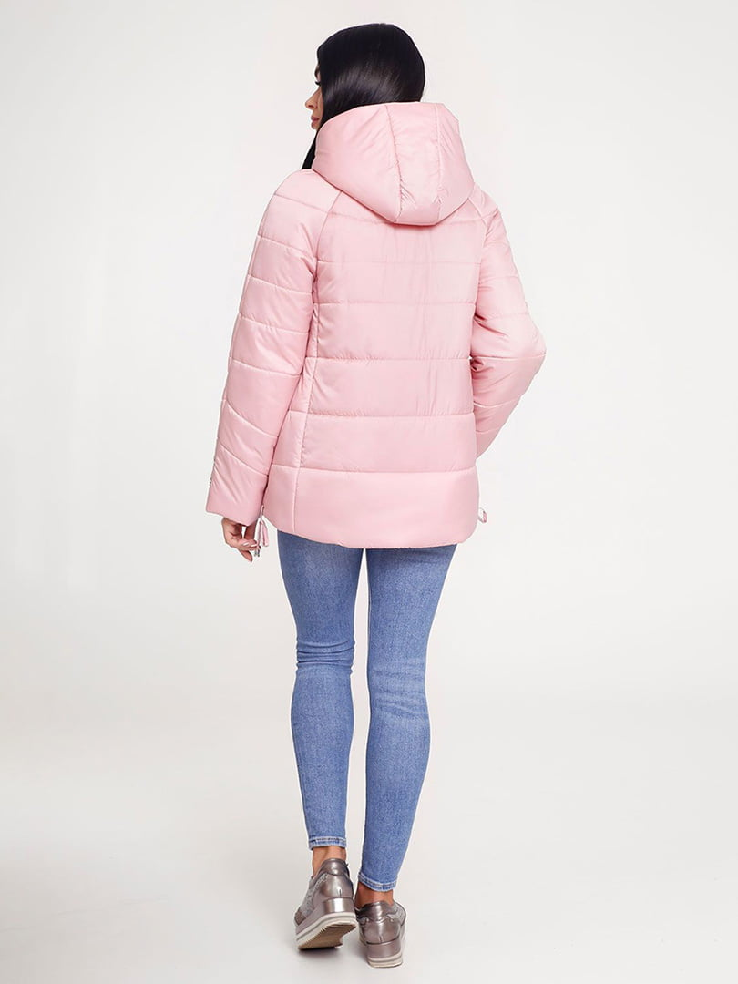 Куртка розовая | 4421195 | фото 3