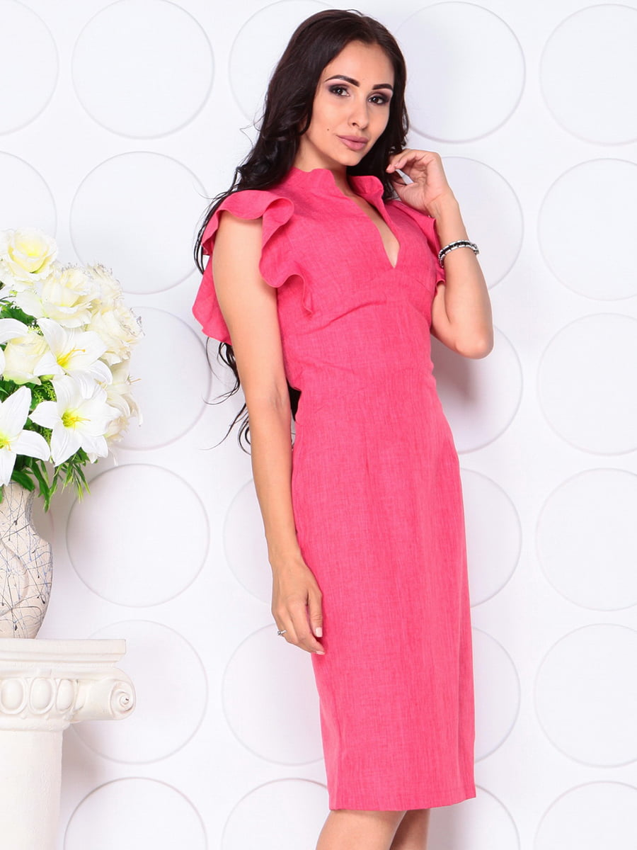 Платье красное | 4419772