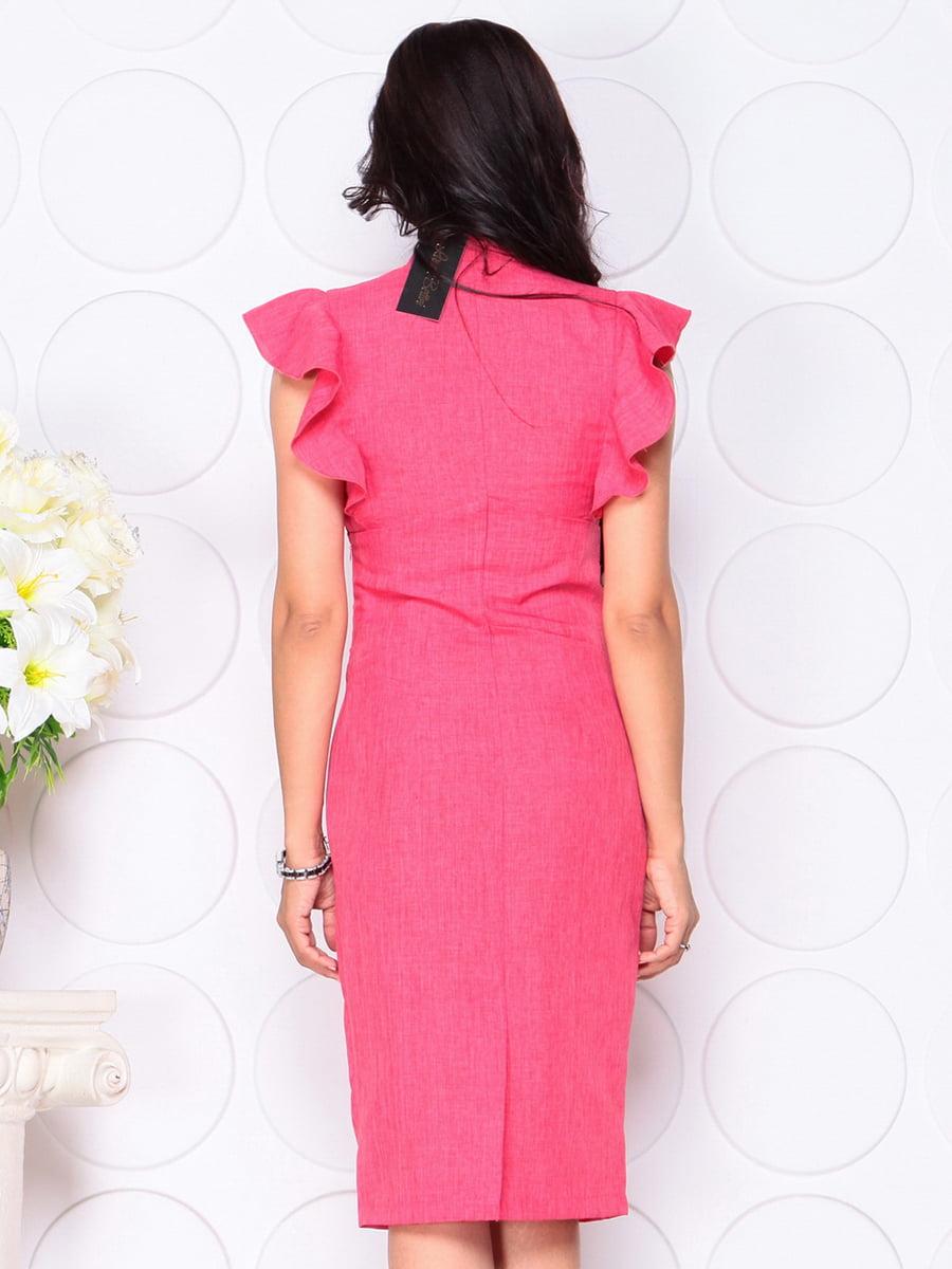 Платье красное | 4419772 | фото 2