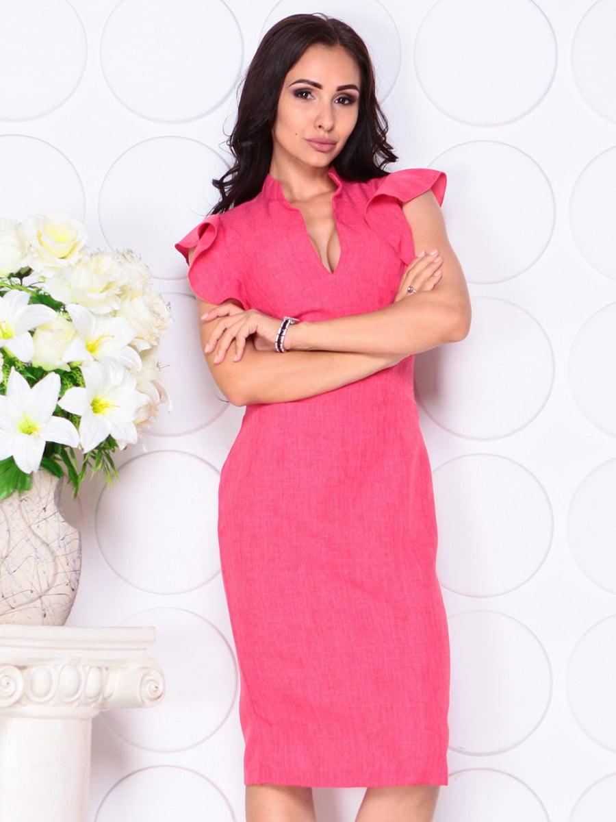 Платье красное | 4419772 | фото 3