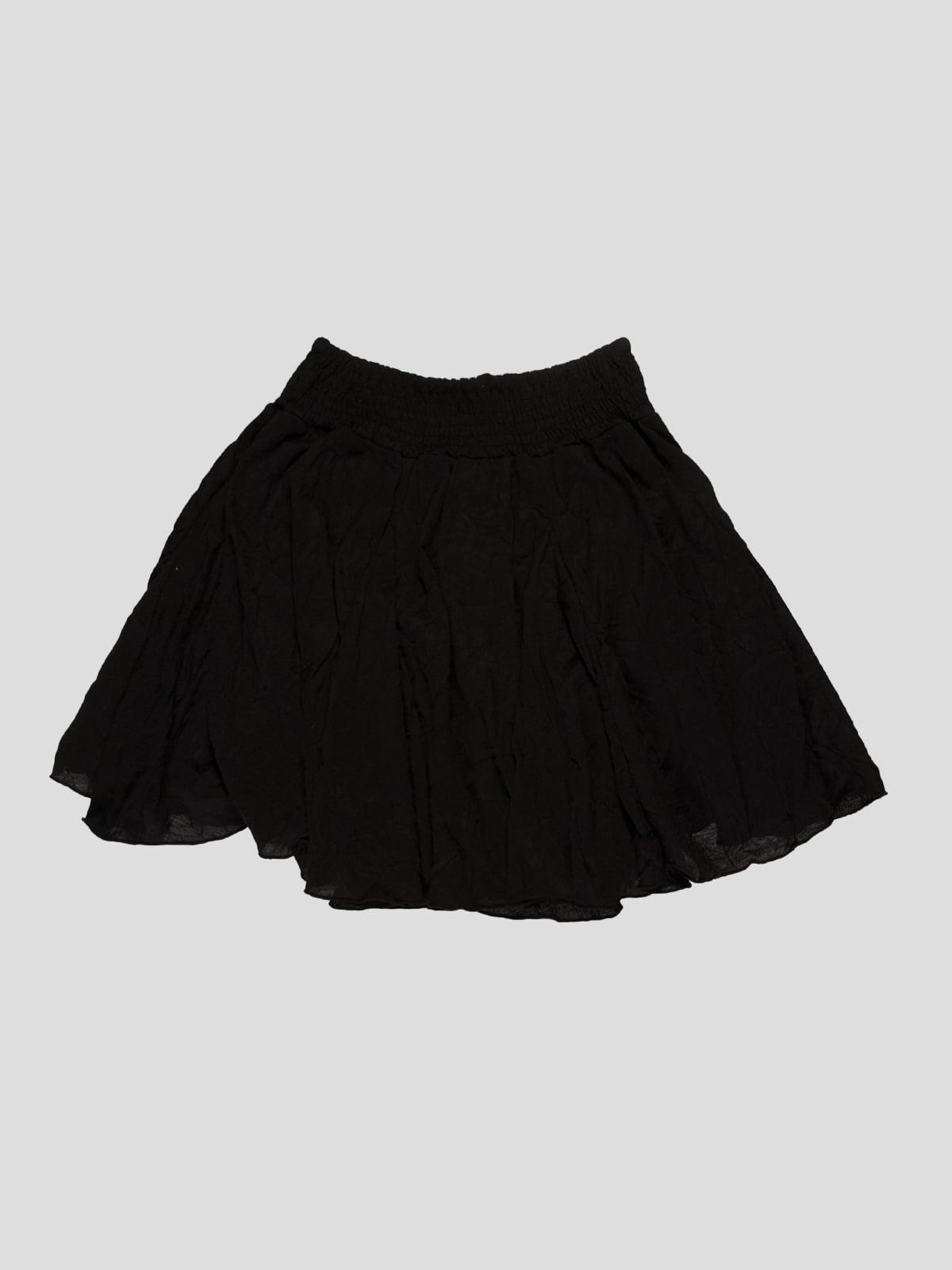 Юбка черная | 294553