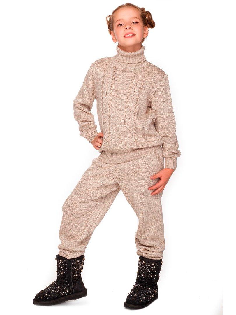 Комплект: свитер и брюки   4420118
