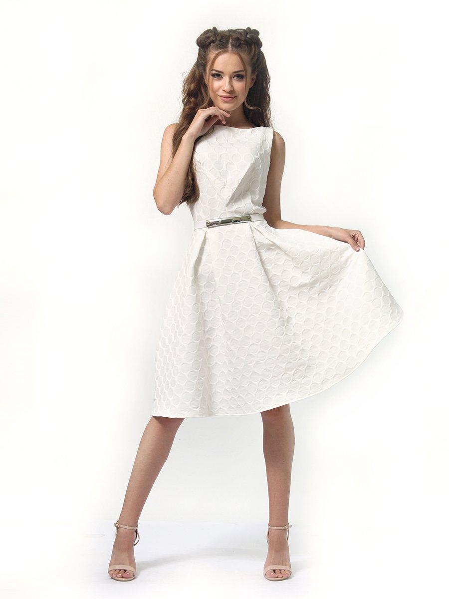 Сукня молочного кольору   4426398