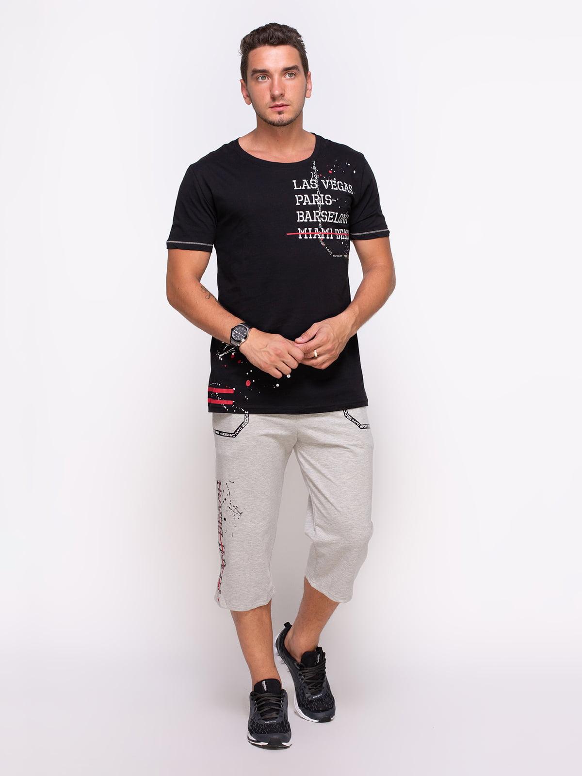 Комплект: футболка та бриджі   4388375