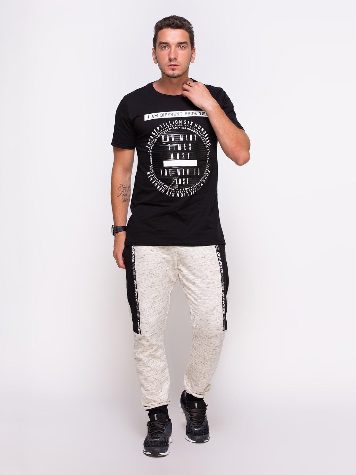 Комплект: футболка і штани | 4388381