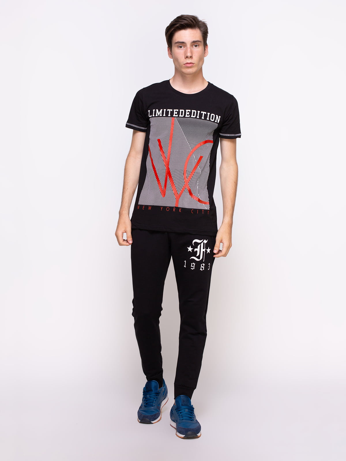 Комплект: футболка и брюки | 4373824