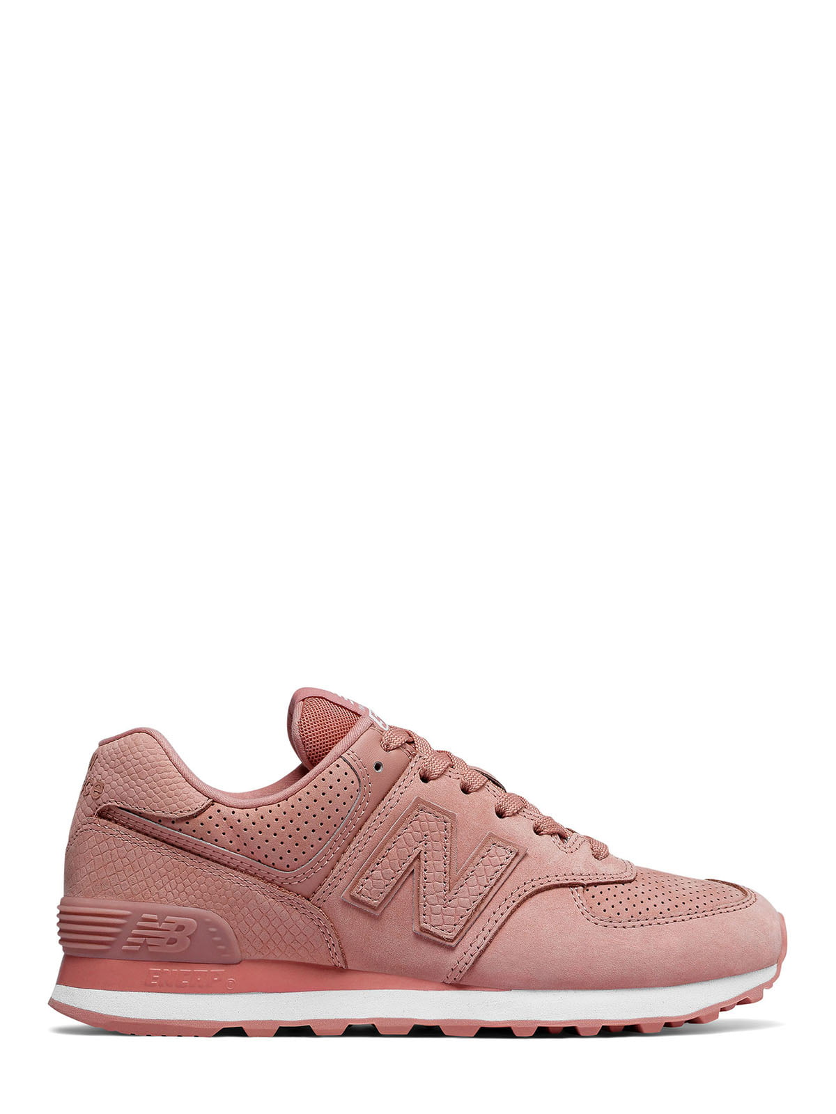 sneakers for cheap f10fe 1ef49 Кроссовки розовые New Balance 574 Serpent Luxe