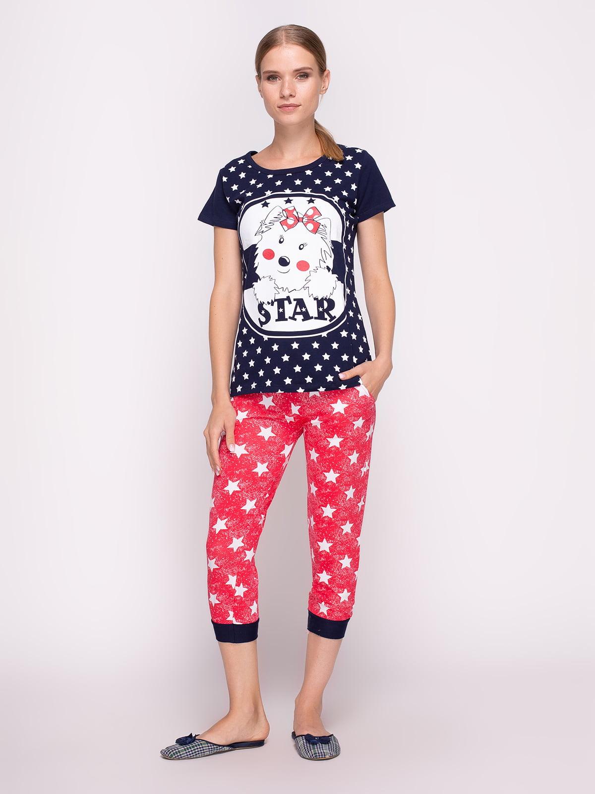 Комплект: футболка і капрі | 4373835