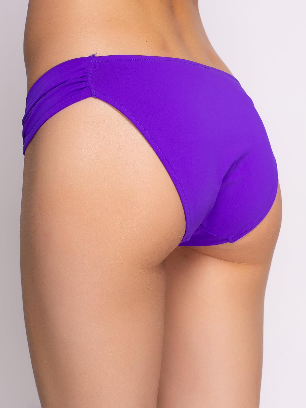 Трусы фиолетовые купальные | 3011534 | фото 2