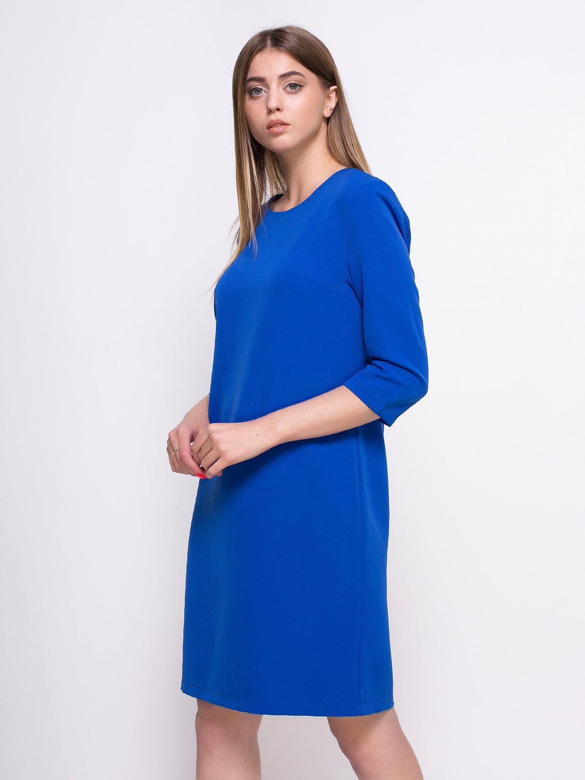 Платье цвета электрик | 4427626