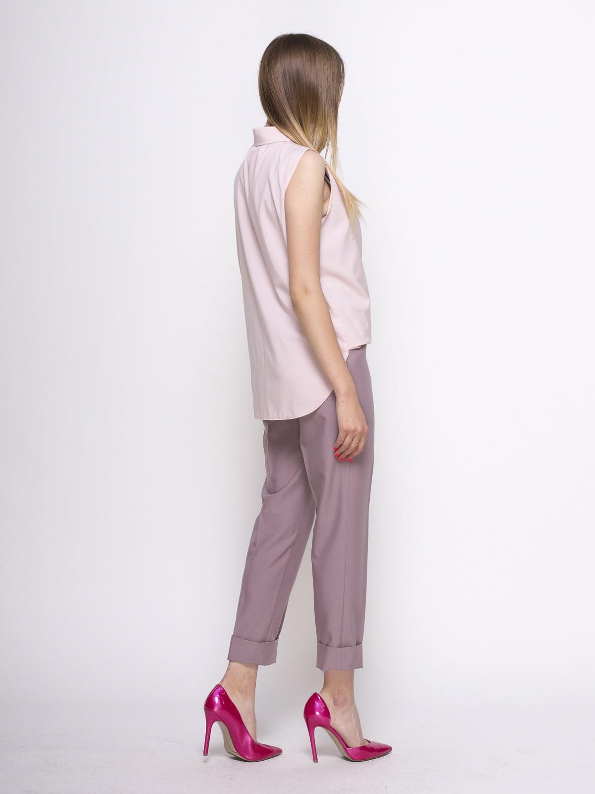 Штани рожеві | 4427621 | фото 4