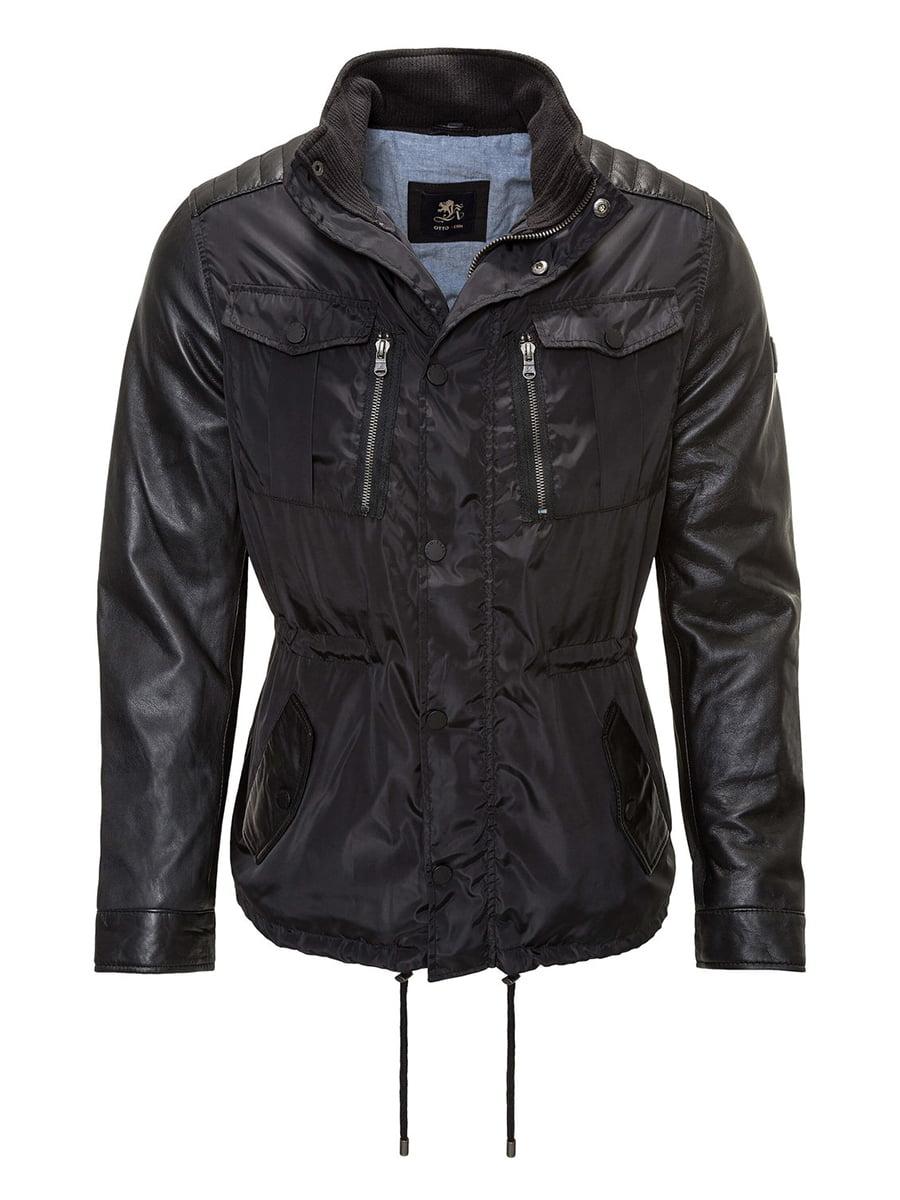Куртка чорна | 3912425