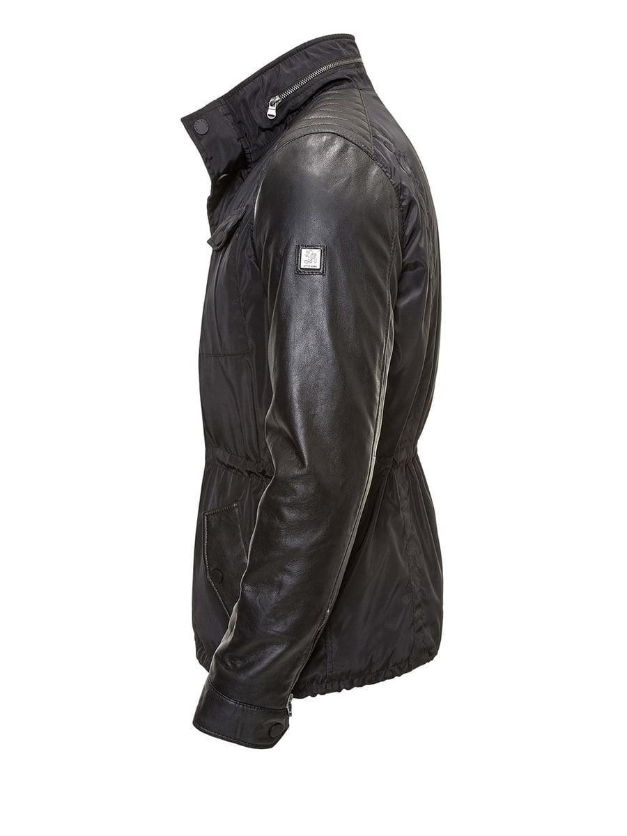 Куртка черная | 3912425 | фото 2