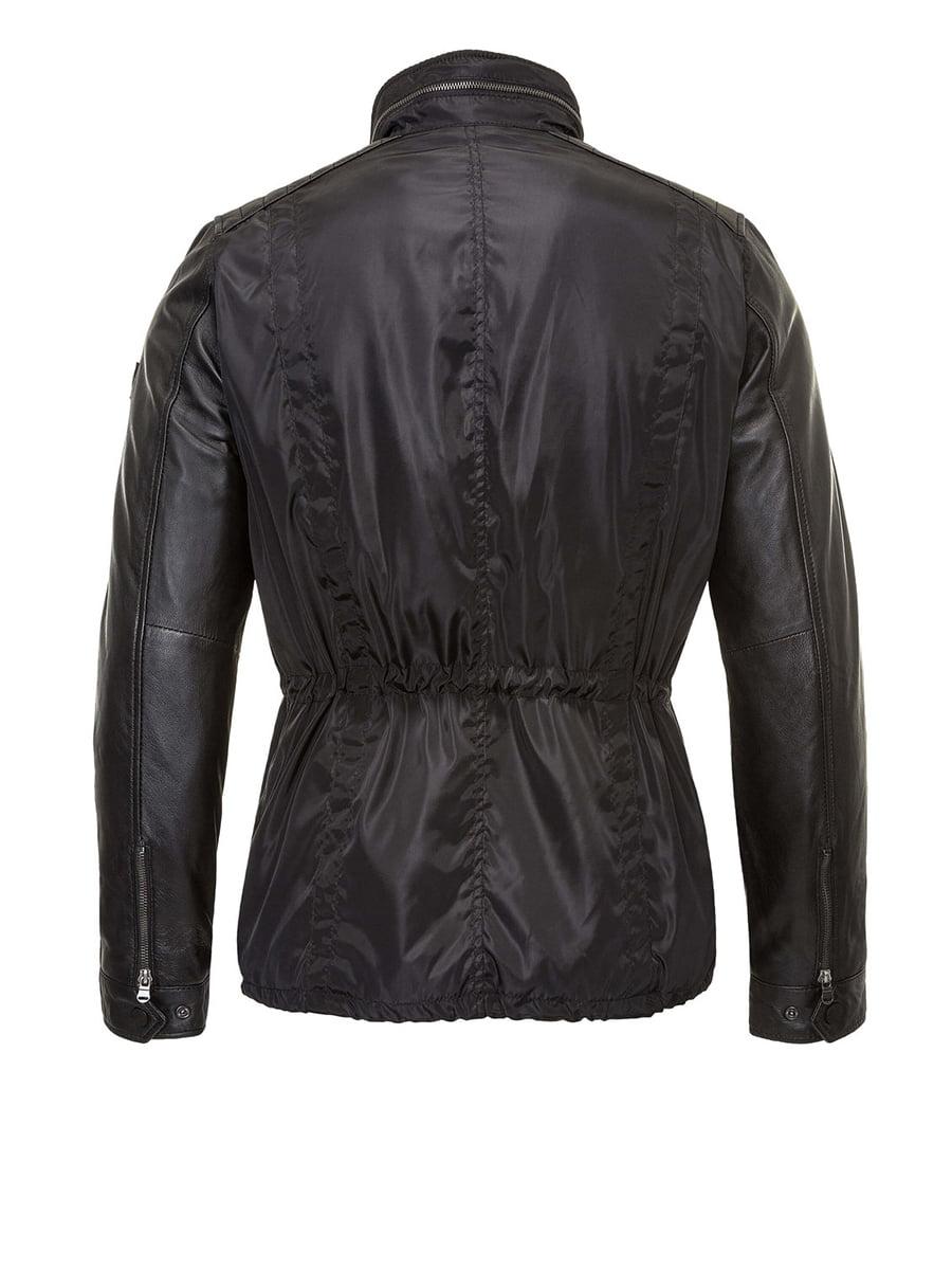 Куртка черная | 3912425 | фото 3
