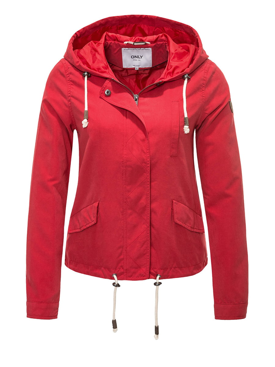 Куртка червона | 4438269