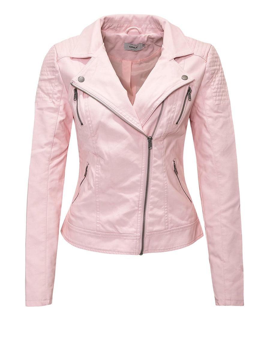 Куртка рожева | 4438284