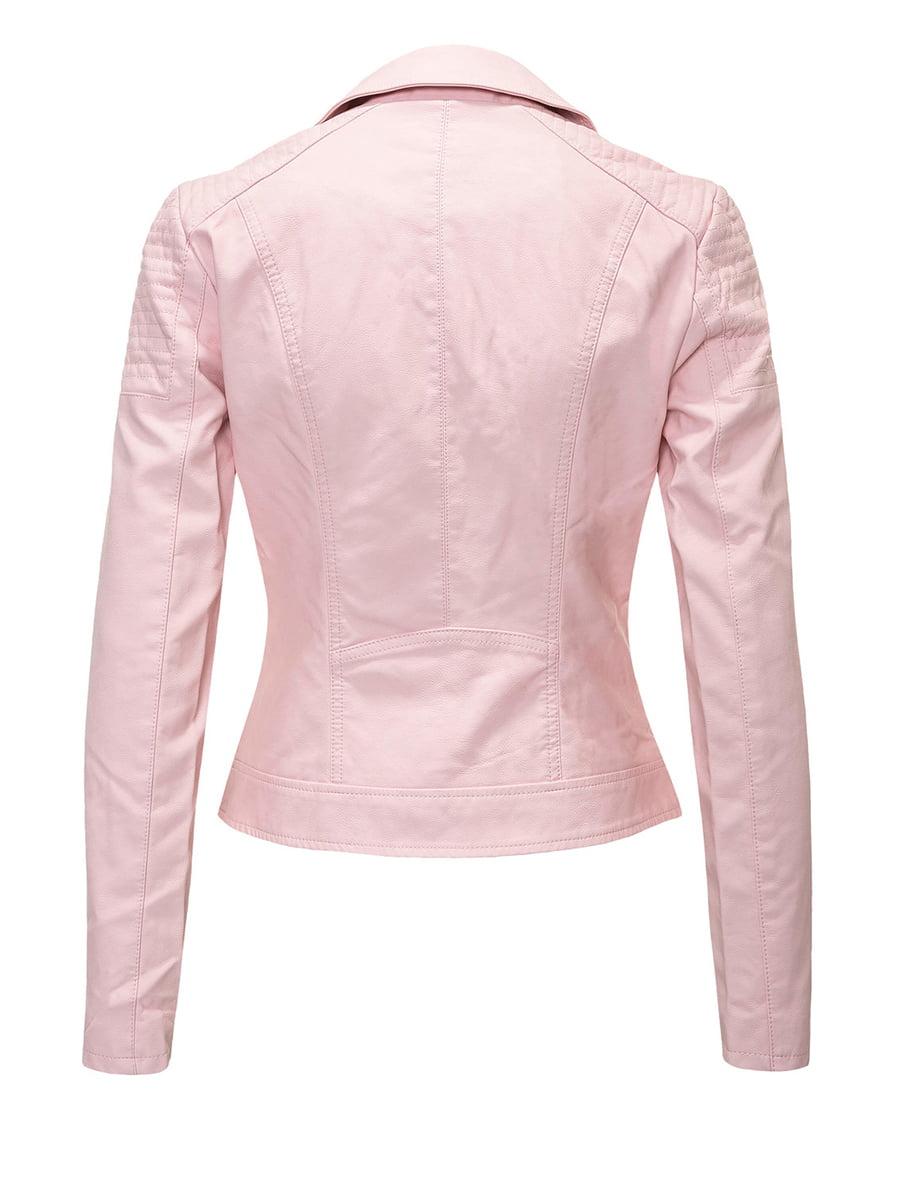 Куртка рожева | 4438284 | фото 3