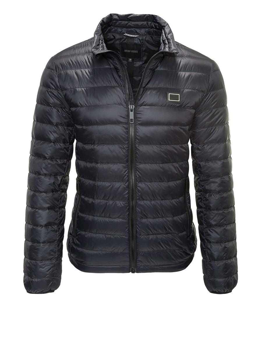 Куртка темно-синяя | 4438544