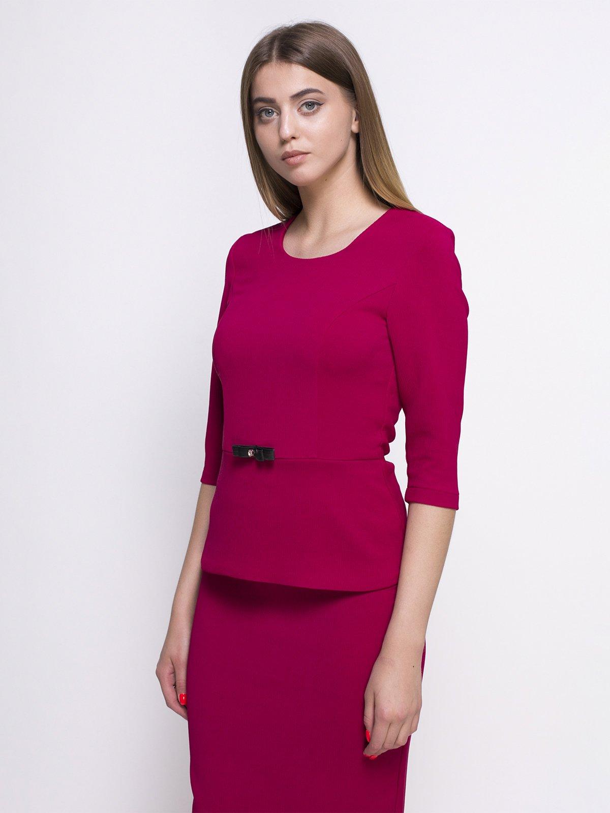Блуза розовая | 4427574
