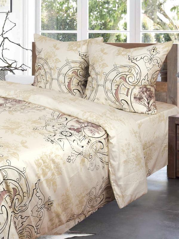 Комплект постельного белья двуспальный (евро) | 4429418