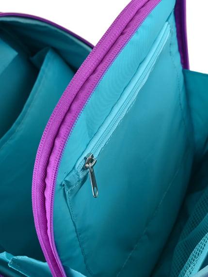 Рюкзак двоколірний з принтом | 4440424 | фото 5