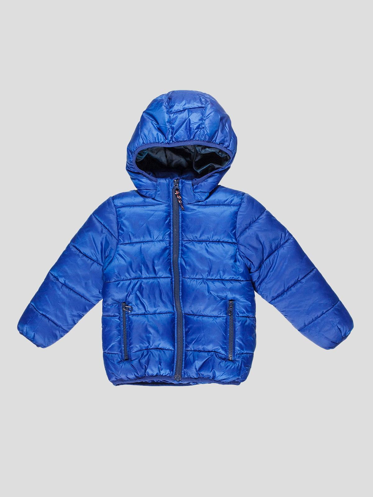Куртка синяя | 3520872