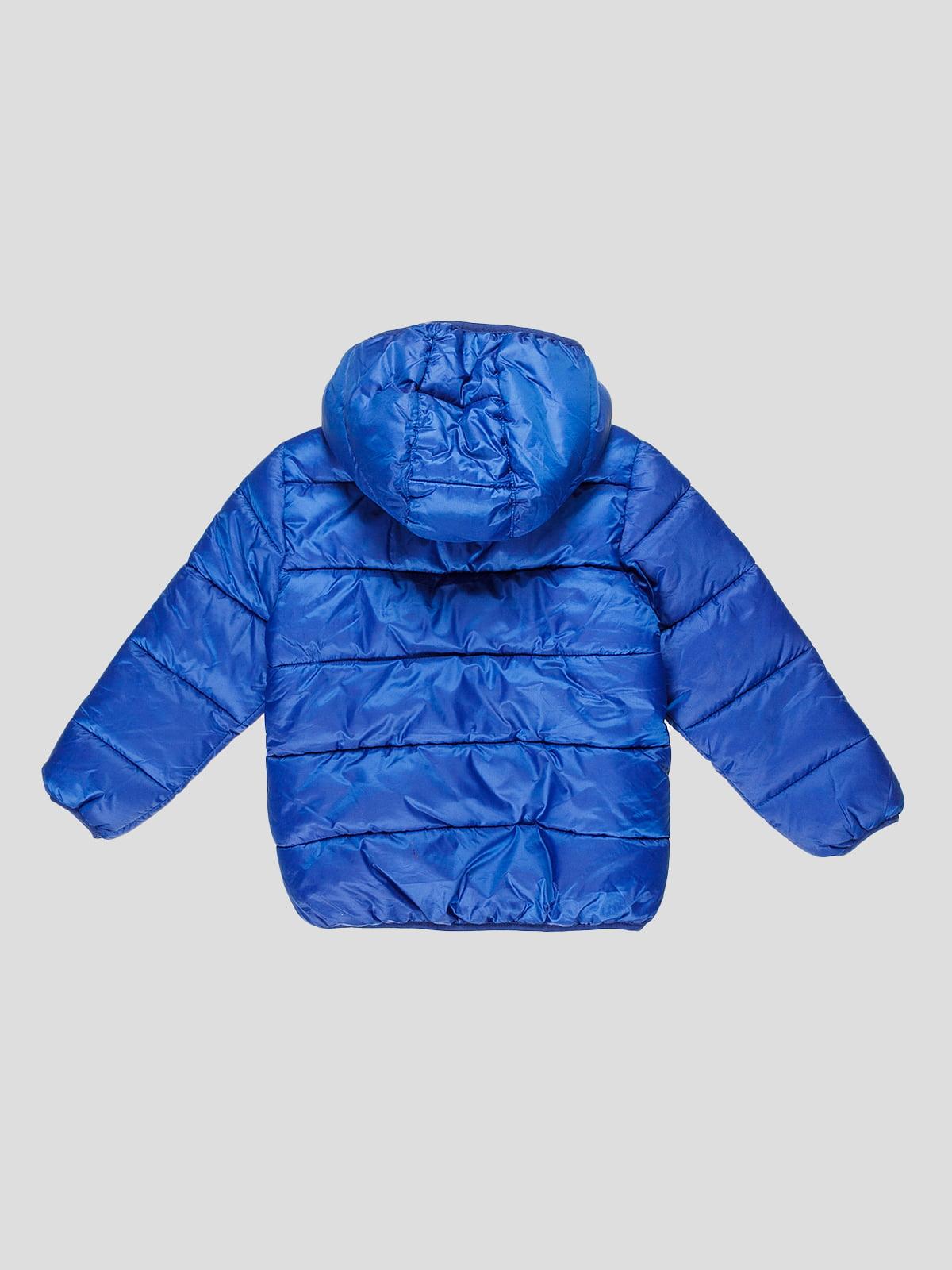 Куртка синяя | 3520872 | фото 2