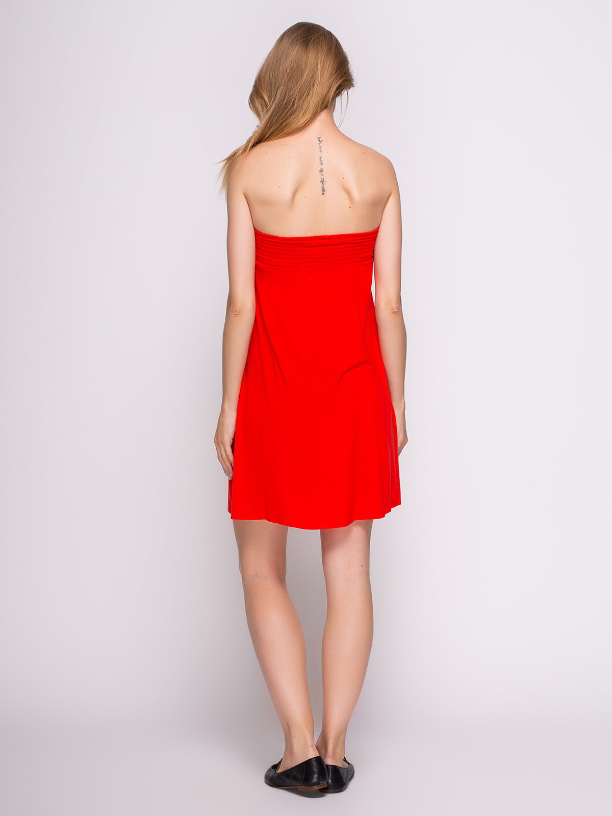 Сукня червона | 3011424 | фото 3