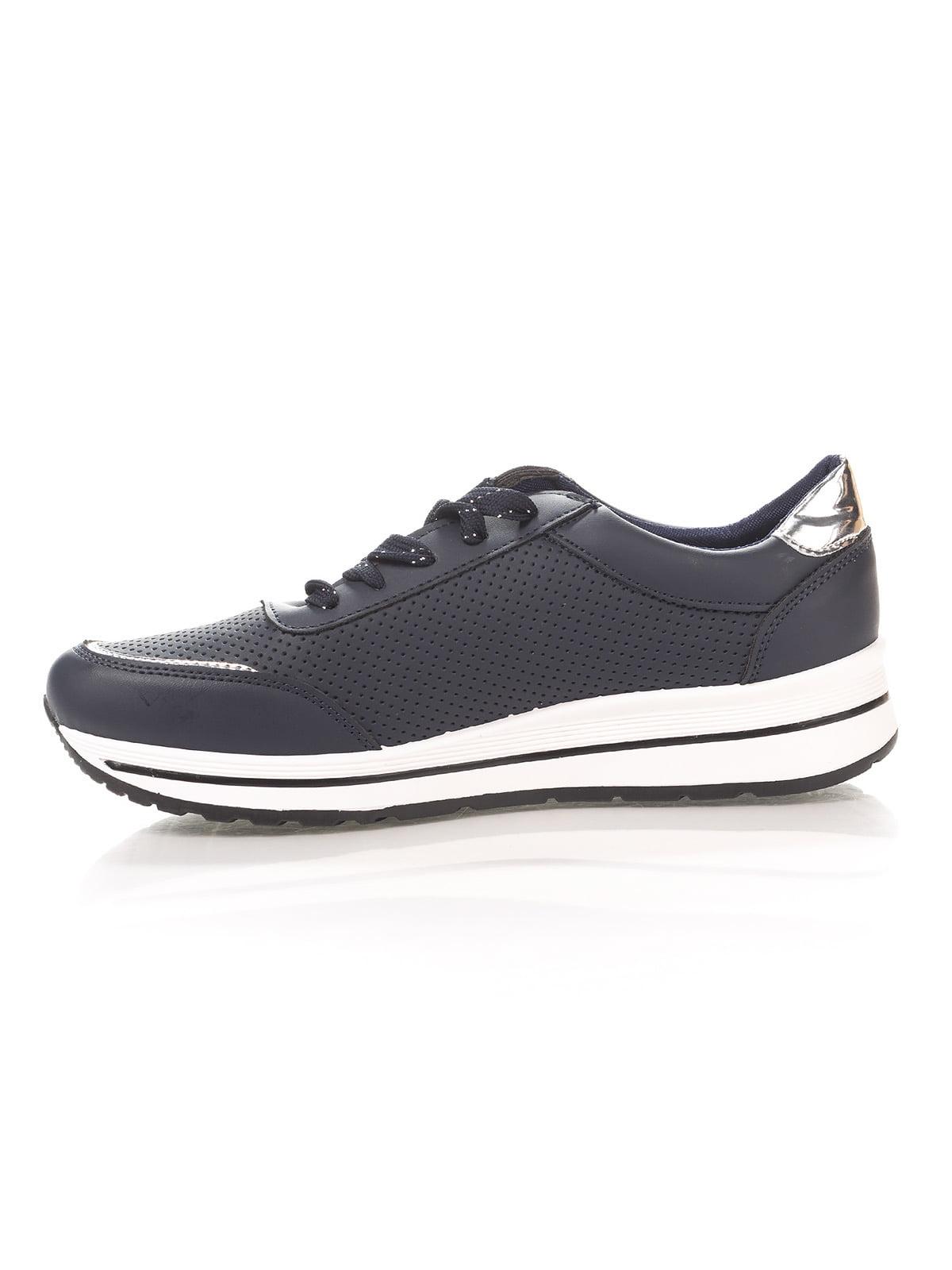 Кроссовки темно-синие | 4378527 | фото 2