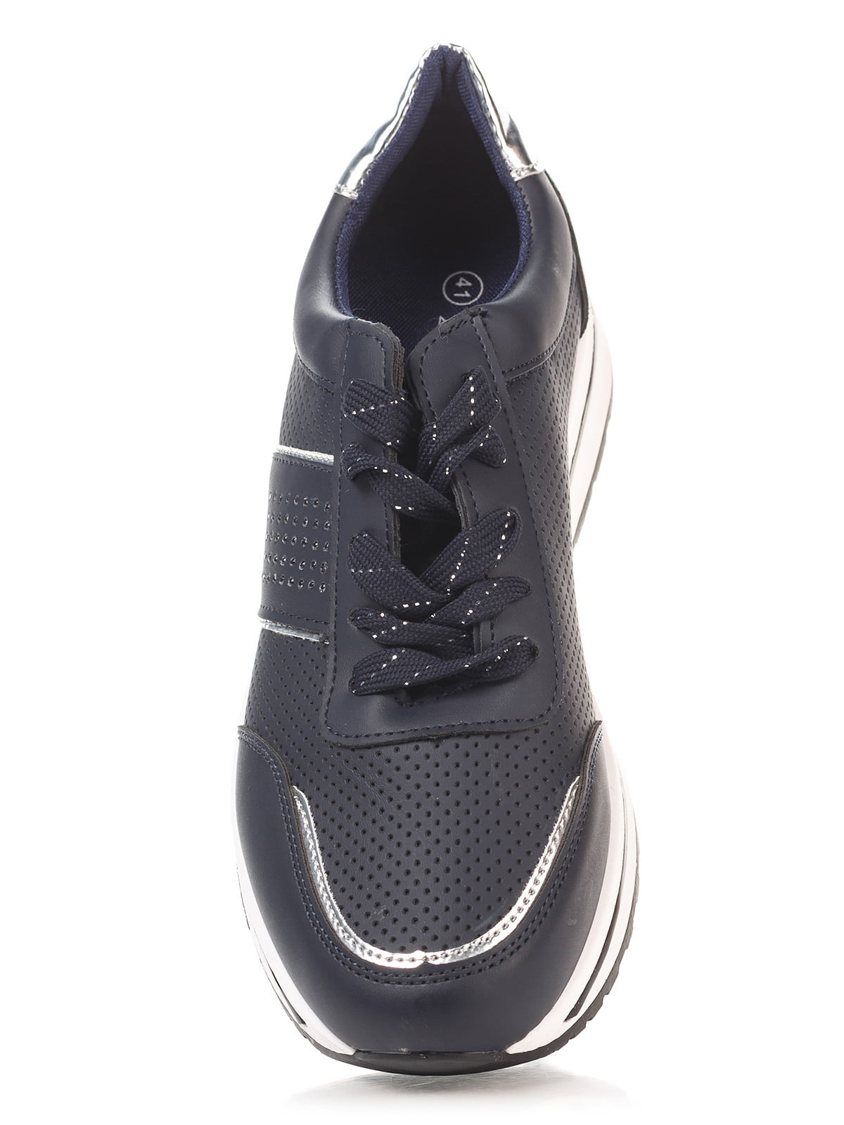 Кроссовки темно-синие | 4378527 | фото 5
