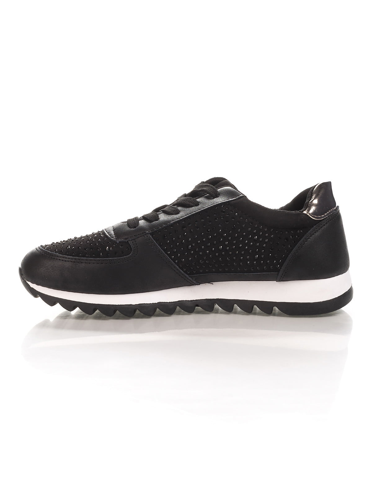 Кроссовки черные | 4367100 | фото 2