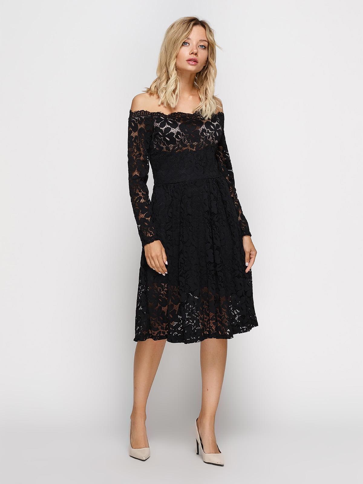 Сукня чорна | 3764638