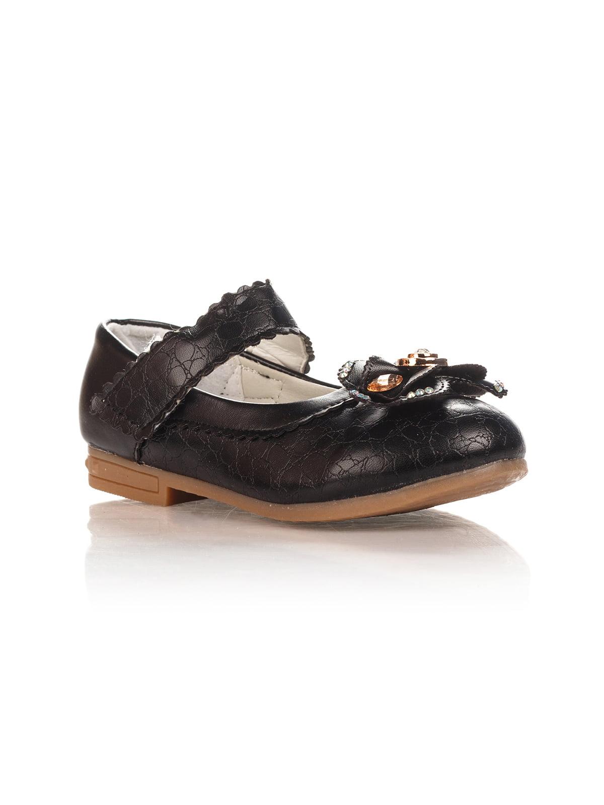 Туфли черные   4411372