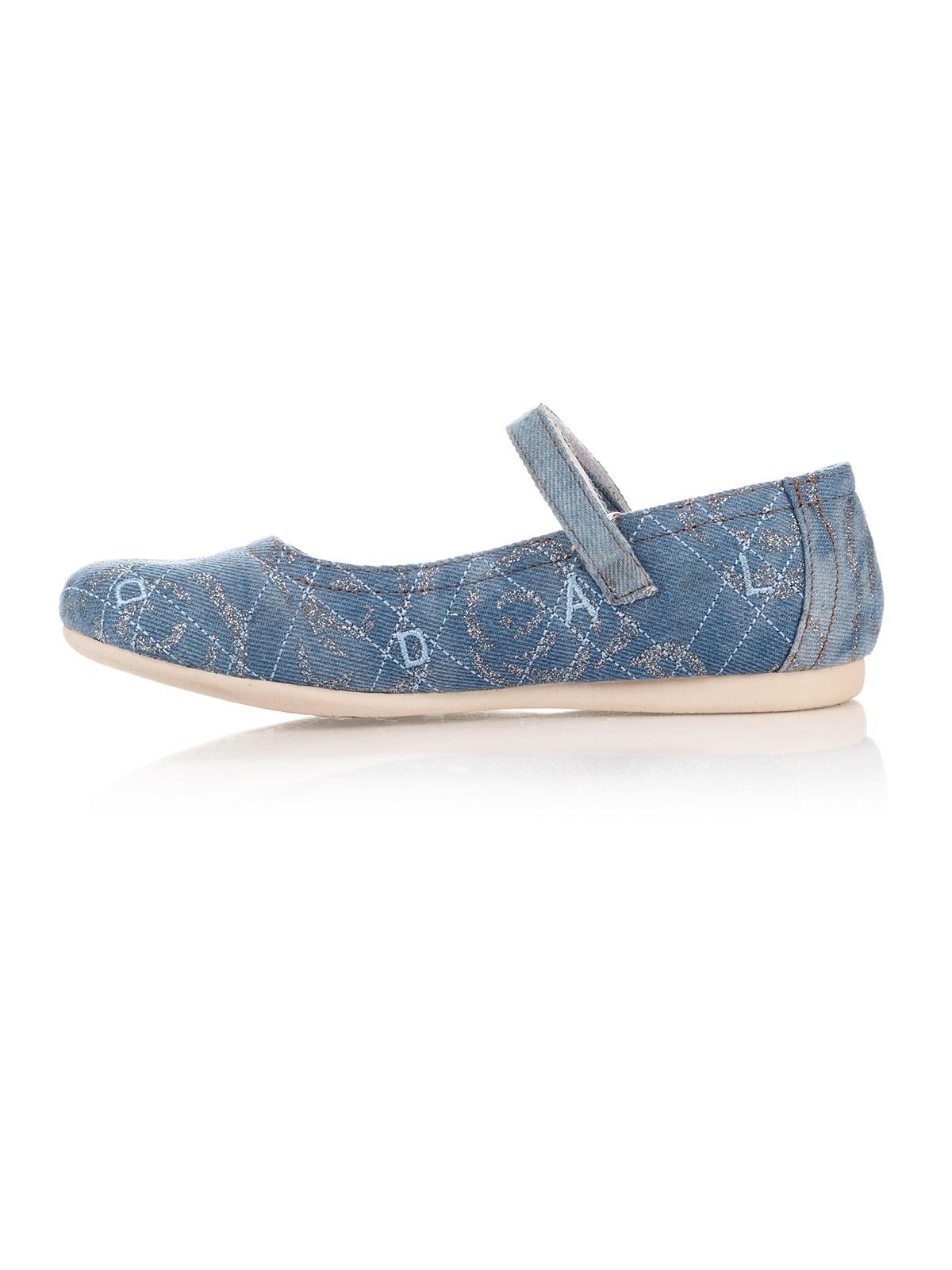 Туфлі сині   4407902   фото 2