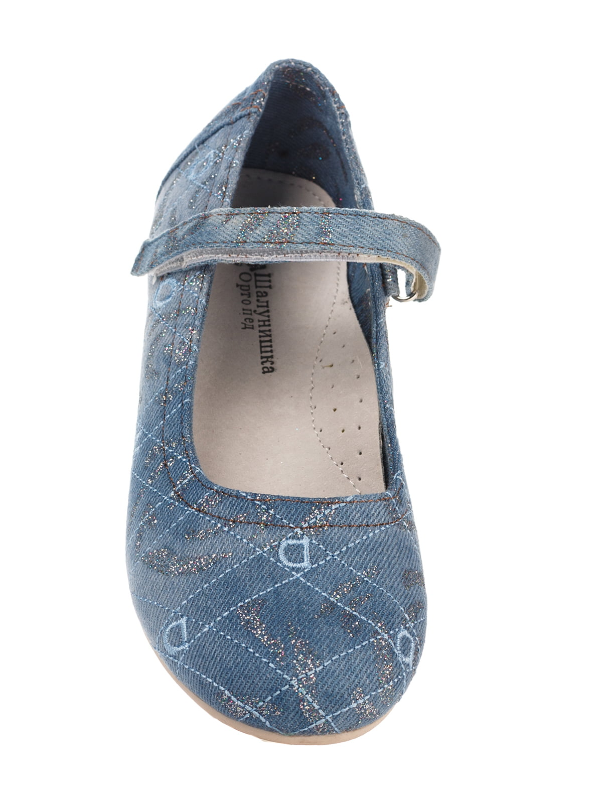 Туфлі сині   4407902   фото 5
