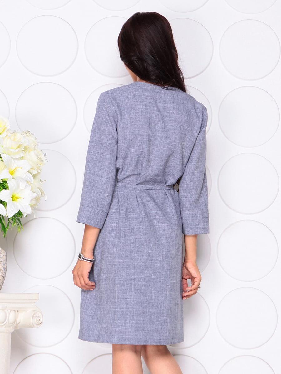 Платье цвета фиолетовой дымки | 4444582 | фото 2
