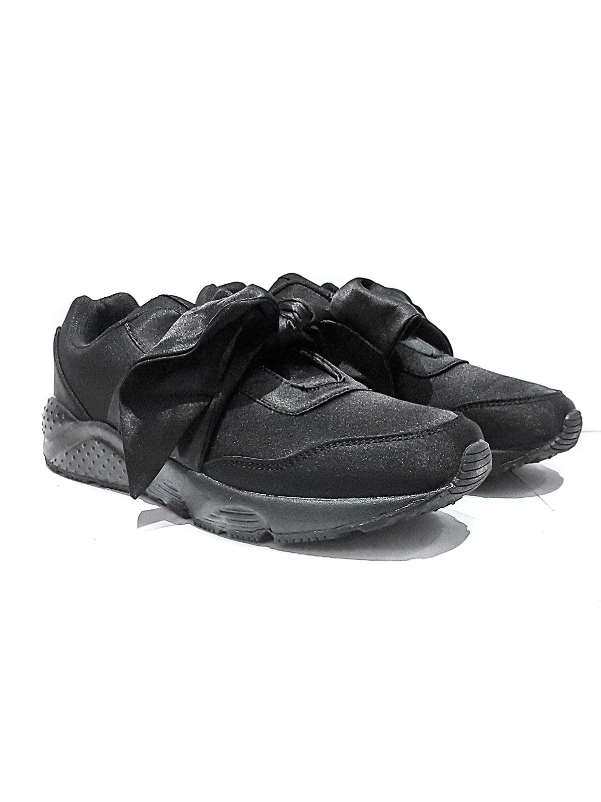 Кросівки чорні | 4312427