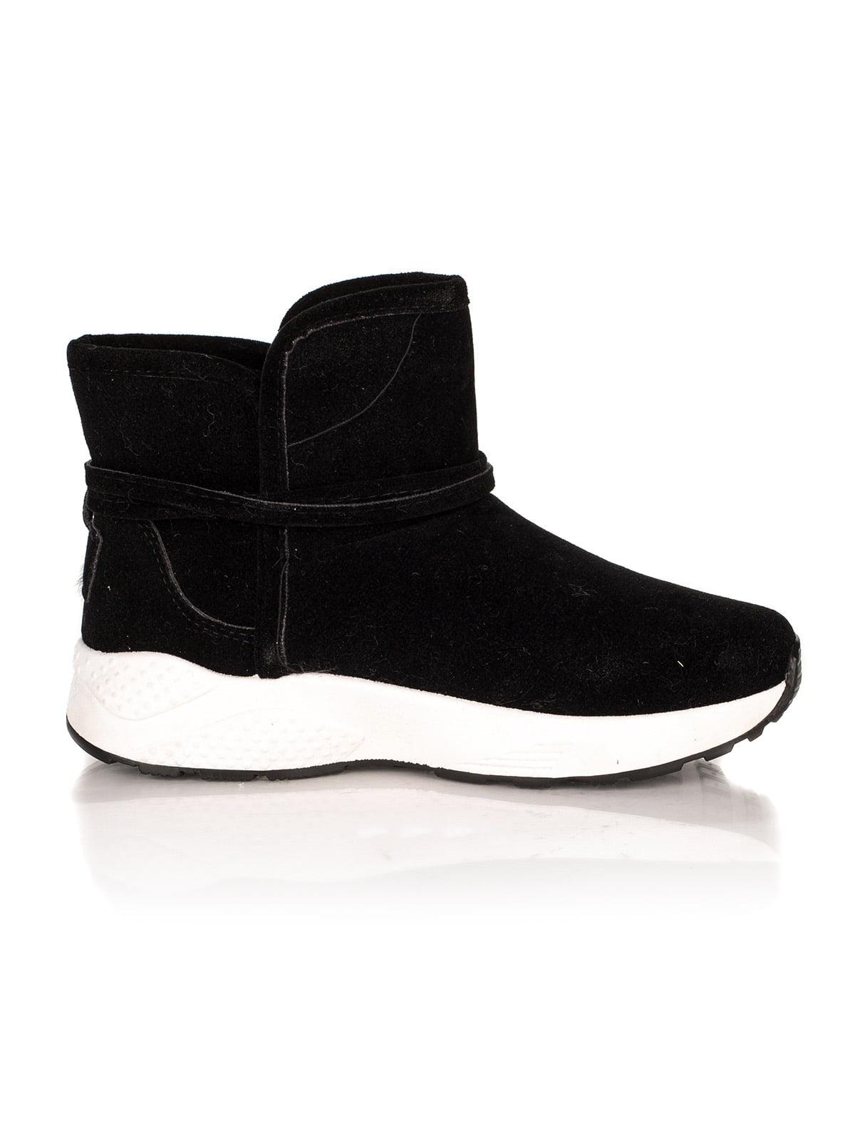 Ботинки черные | 4445735 | фото 2