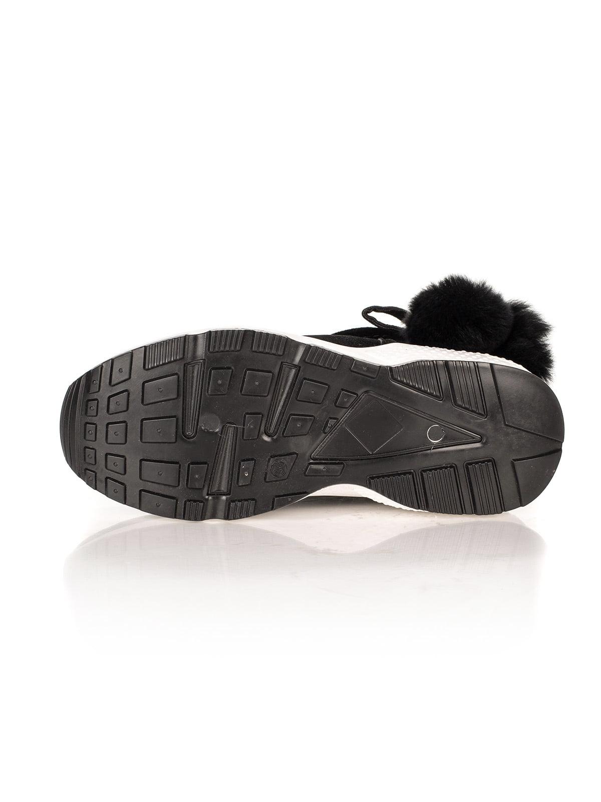 Ботинки черные | 4445735 | фото 4
