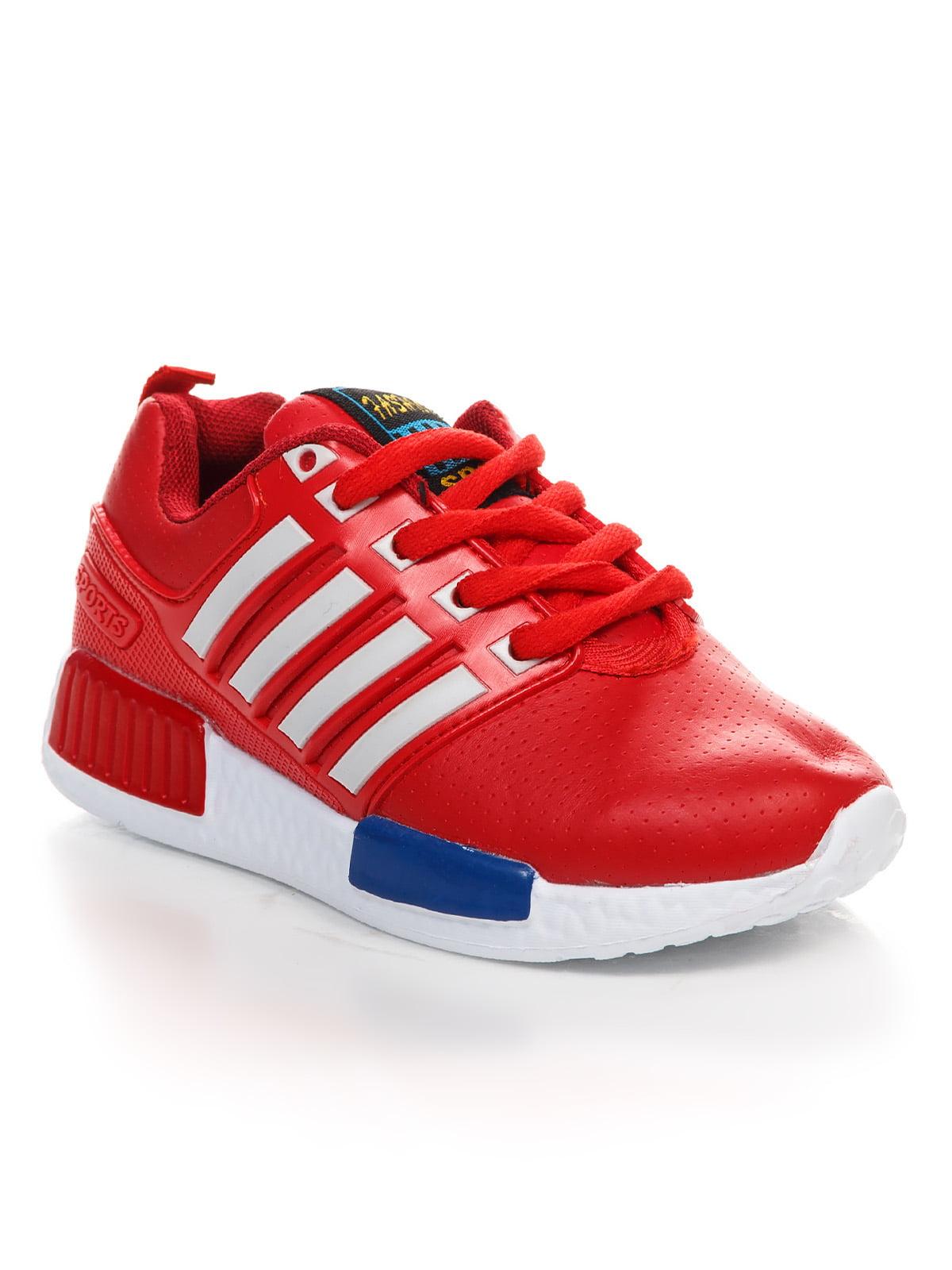 Кроссовки красные | 4409399