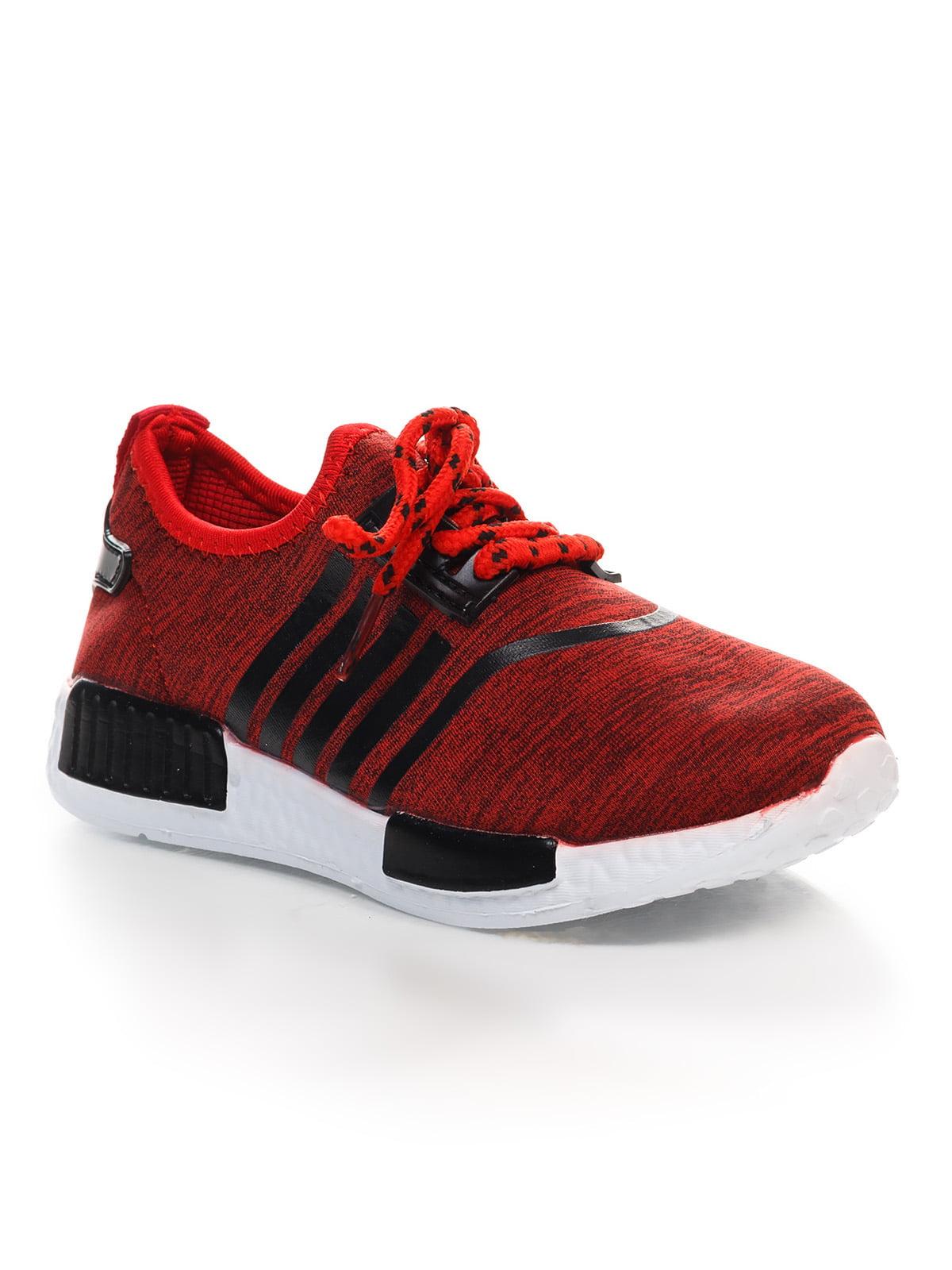 Кроссовки красные   4402032