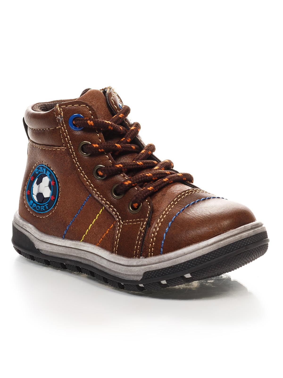 Ботинки коричневые | 4406916