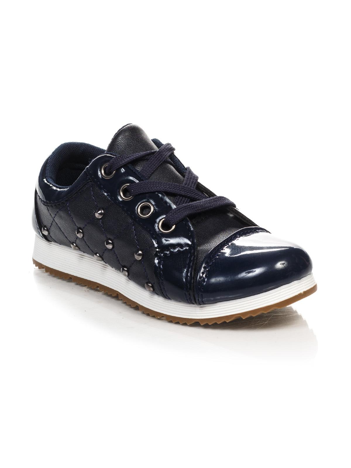 Туфлі темно-сині | 4412559