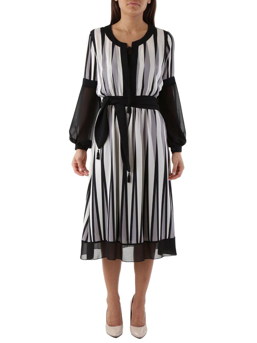 Платье в полоску | 4454551